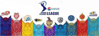 Pepsi IPL 2013 - Live Online
