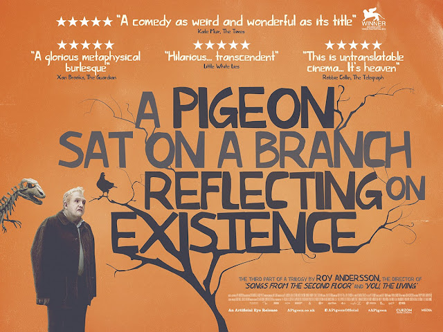 Frases de la película A Pigeon Sat on a Branch Reflecting on Existence
