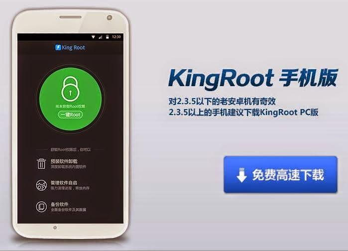 Cara Root Ponsel Android dengan Mudah Tanpa Menggunakan Komputer