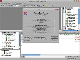 ActiveFax Server v4.31 Build 0225 Full Keygen