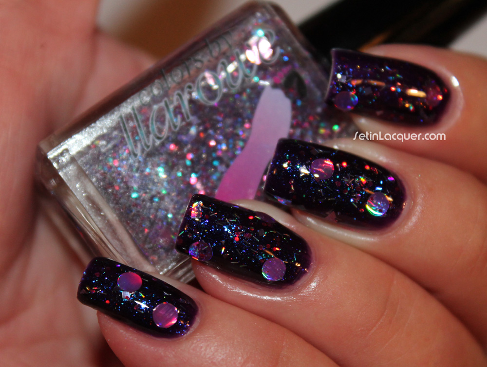Colors by llarowe - I Need a Holo-Day over Purple Rain