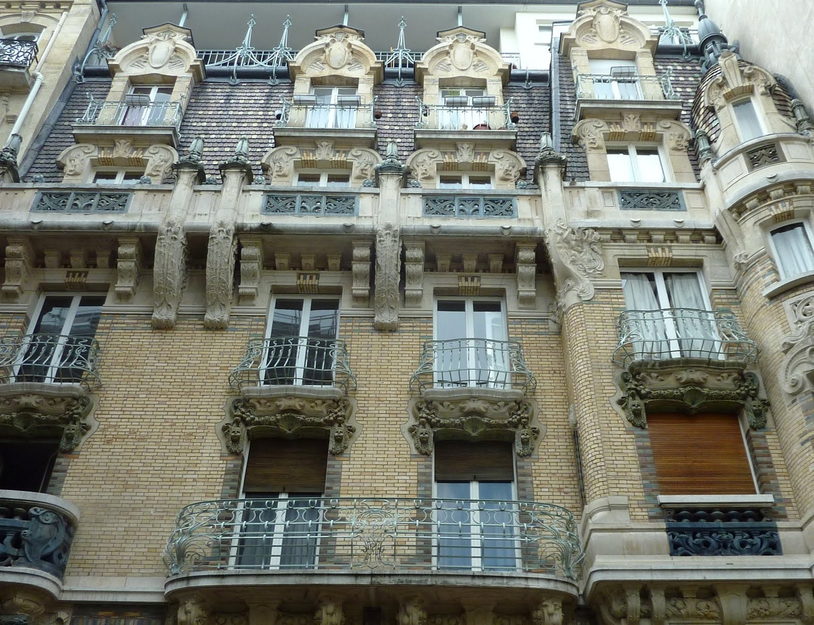 Un architecte bien singulier jules lavirotte jusqu 39 for Architecture 18e siecle france