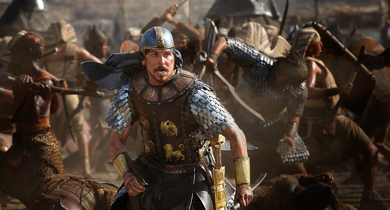 אקסודוס: אלים ומלכים - ביקורת