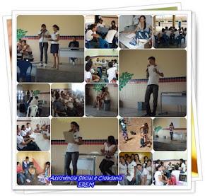 Projeto: Assistência Social e Cidadania