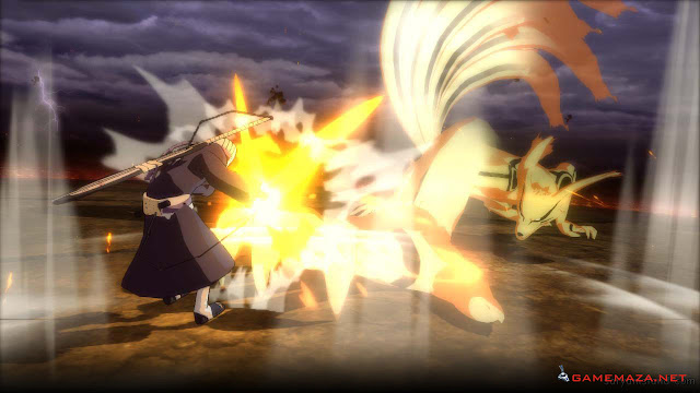 Naruto Shippuden Ultimate Ninja Storm Revolution Screenshot 3