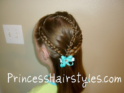 curved cage braid