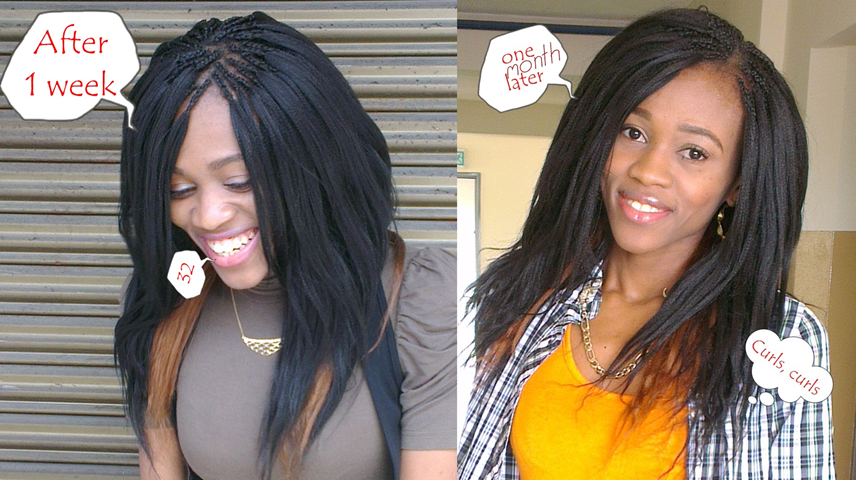 Lady Wannabe Blog Tips Tricks How To Maintain Pick Drop Braids