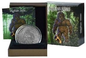 Silver Bigfoot Coins On Sale!
