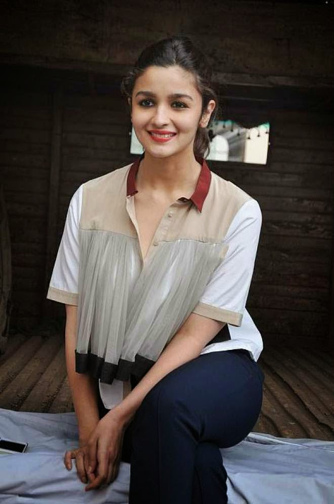 Alia Bhatt Latest Photoshoot Photos