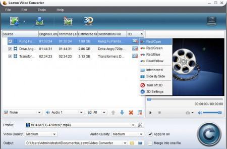 Leawo Video Converter v5.3.0.0
