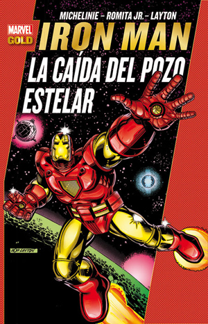 Iron Man: La caída del Pozo Estelar