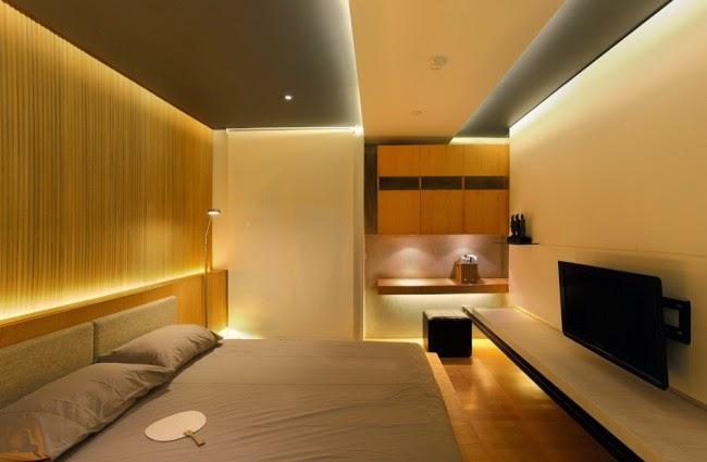 Ingenier a citrol asesores en iluminaci n amigable con el Japanese condo interior design