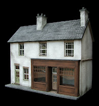 1:24th Country Town Collection