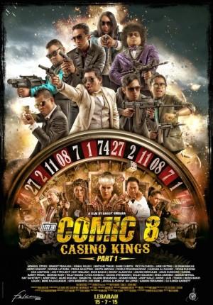 Jadwal Film COMIC 8 : CASINO KINGS