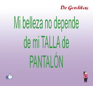 LA TALLA DE MI PANTALON