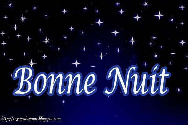 Message d'amour bonne nuit sms