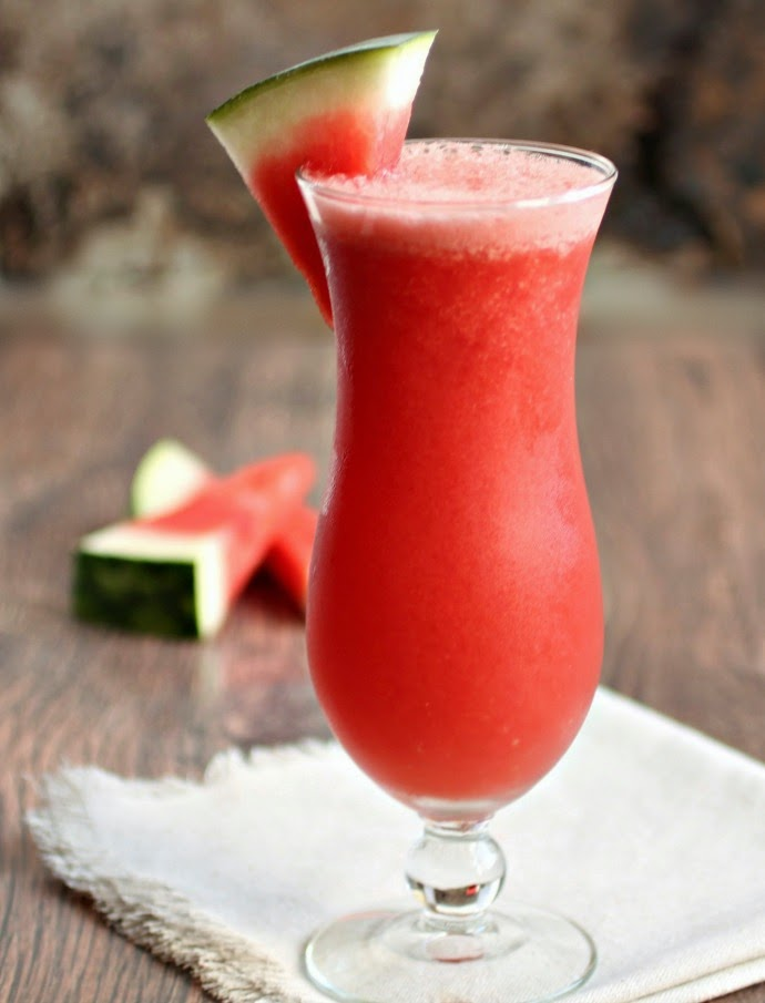 Icy Cold Watermelon Martini