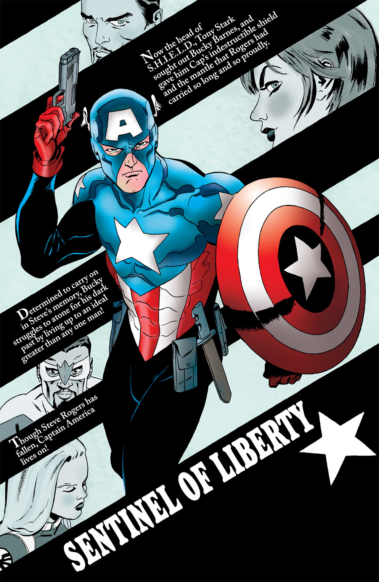 Captain America (2005) Issue #50 #50 - English 38
