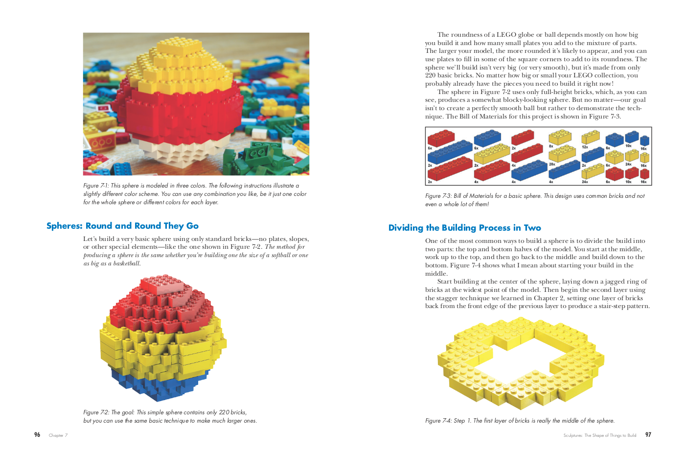 Table of contents chapter 1 the lego