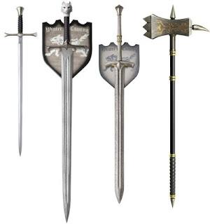 GoT swords
