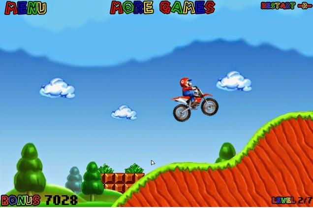 Los juegos flash de Mario Bross gratis para pc