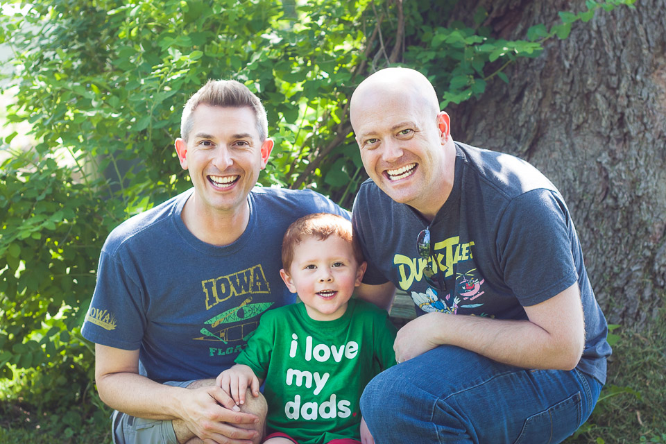Jasper and His Dads