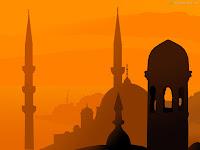 Background Masjid