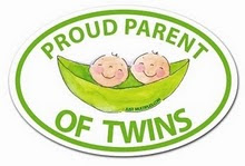 PROUD PARENT OF TWINS
