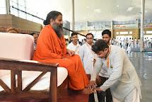 My Guru Dev (At Present)