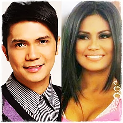 Vhong Navarro and Roxanne Acosta Cabanero