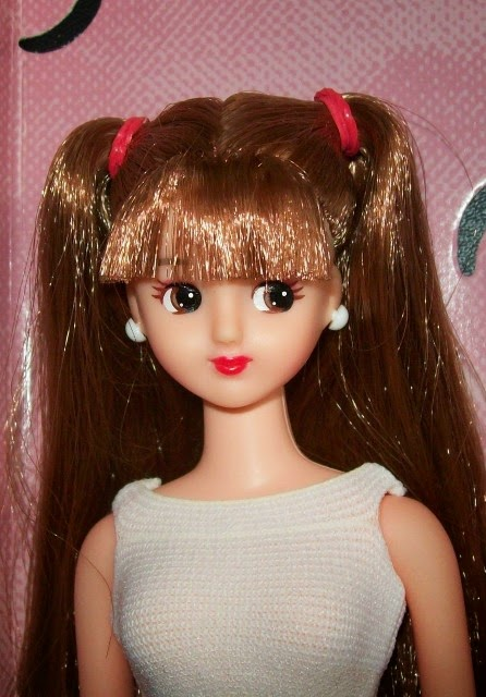 Takara Meiren fashion doll