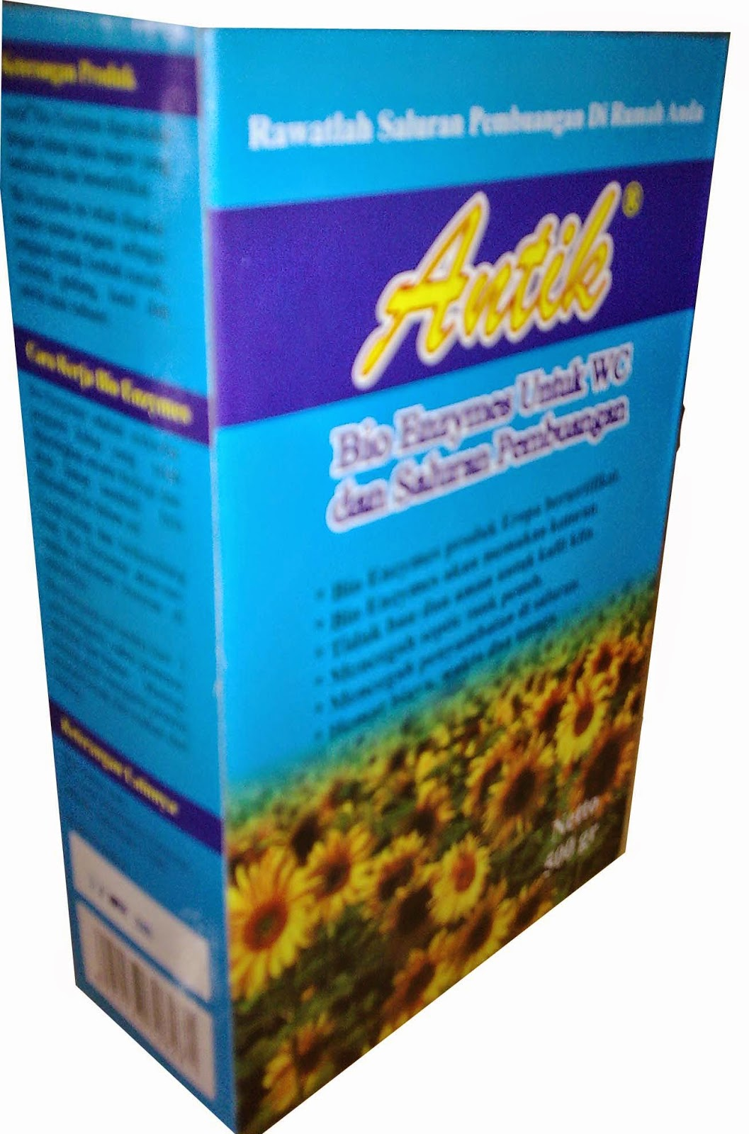 bacteria powder, bubuk bakteri penghancur tinja, pengurai feses, septic tank biofil, biofive, biogift