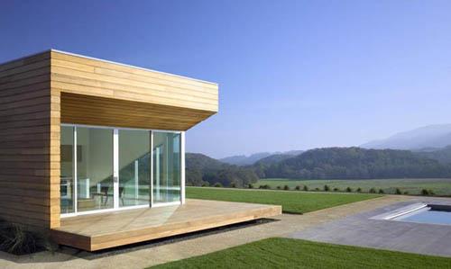 SAMPLE HOME 2010 Floor Plan Modern House Plans Designs 2014