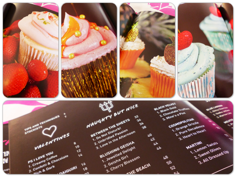 Caketails – Intoxicating Cupcakes For Grown Ups