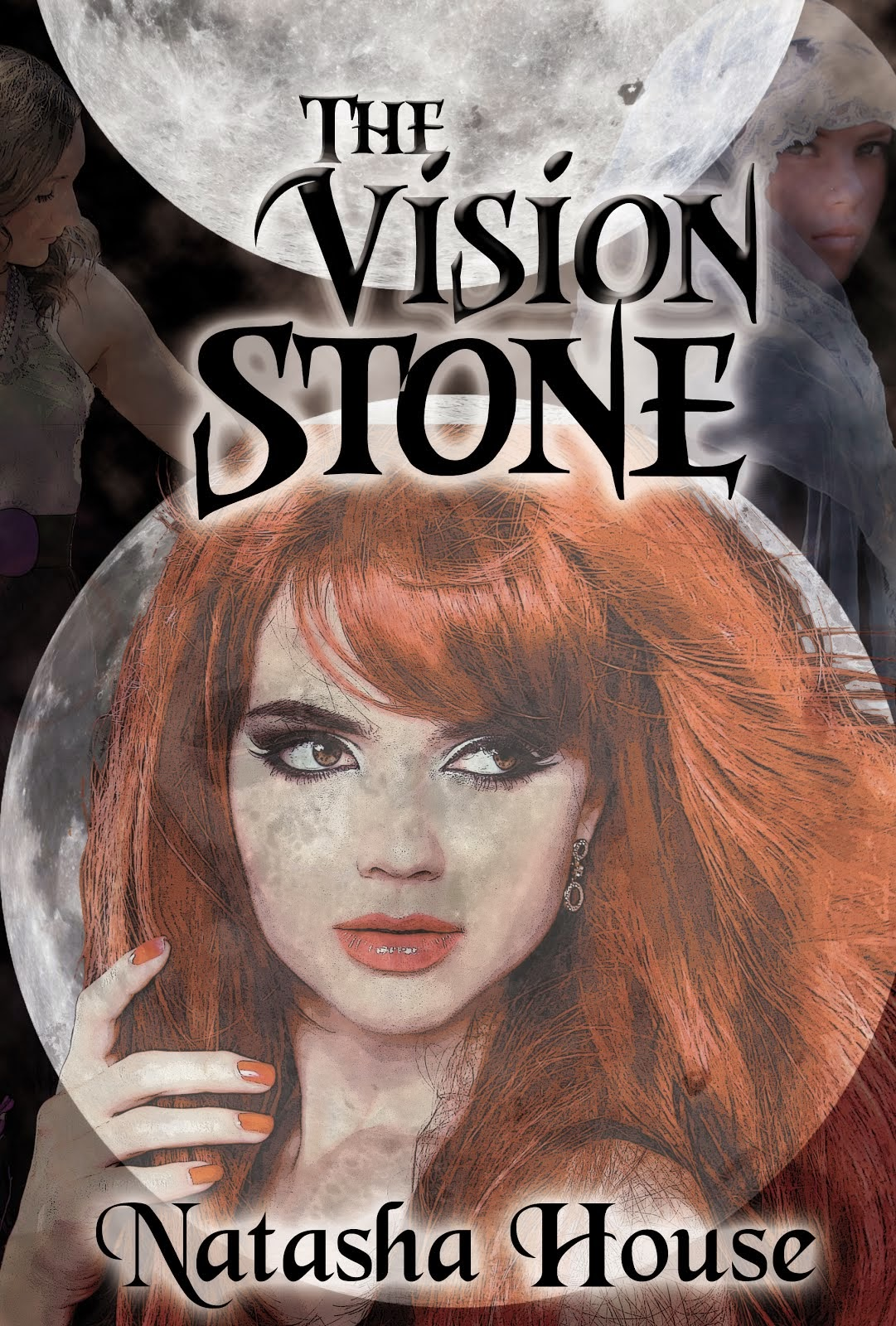 The Vision-Stone (Book 3 of the Jade Series)