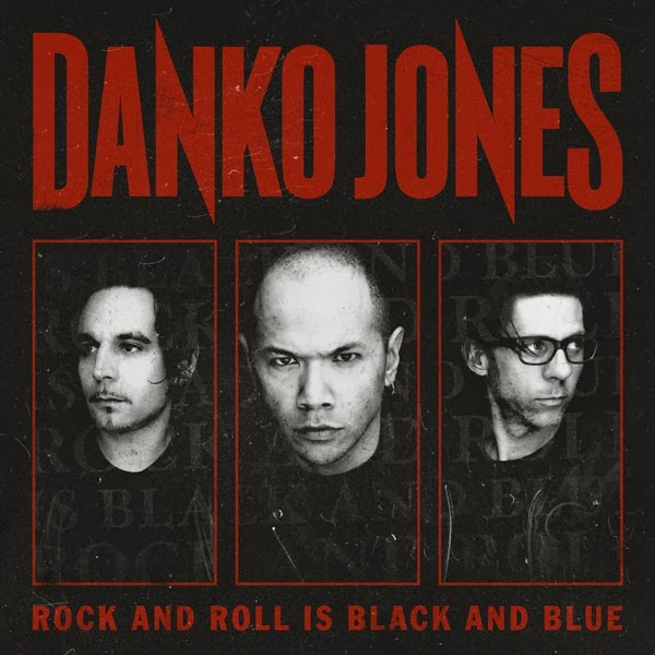 Rock and Roll Is Black and Blue (2012) - Danko Jones