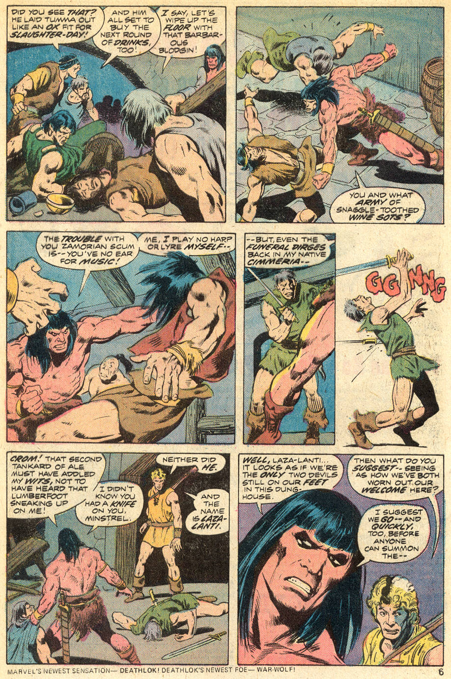 Conan the Barbarian (1970) Issue #45 #57 - English 5