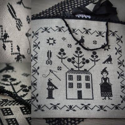 Witchy Sewing Bag