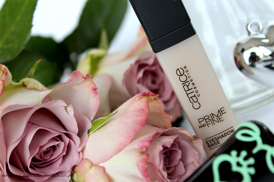 Catrice - Prime and Fine - Eyeshadow Base