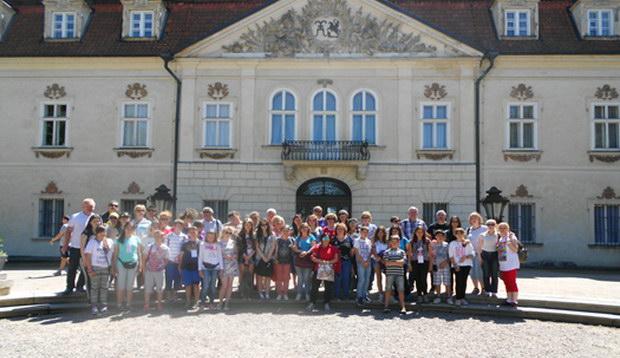 Το 12ο Δημοτικό Σχολείο Αλεξανδρούπολης στην Πολωνία στα πλαίσια του Ευρωπαϊκού προγράμματος Comenius