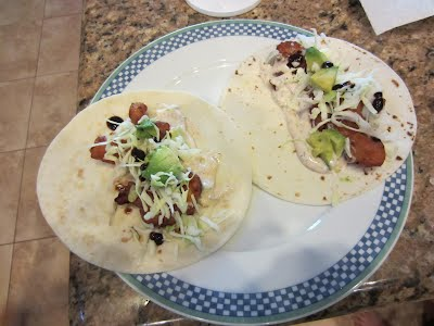 Jay scott outdoors fish tacos with baja sauce for Baja fish taco sauce