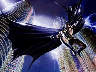 Wallpaper Batman Keren High Resolution
