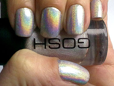 Gosh 549 Holographic Swatch