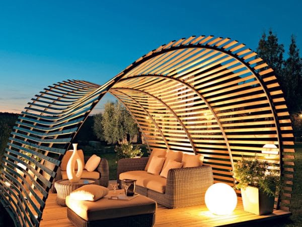 Home Gazebo Designs