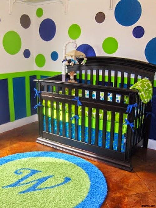 Chambre Enfant Bleu Et Vert. Chambre Enfant Bleu Et Vert Cool ...