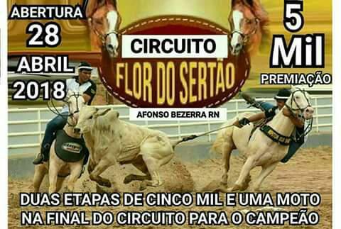 CIRCUITO FLOR DO NORDESTE