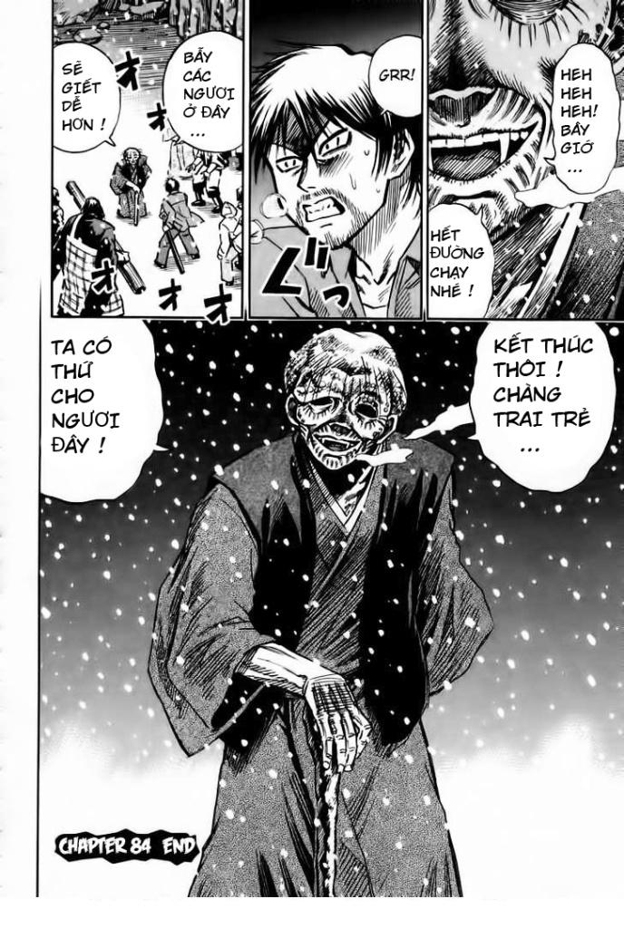 Higanjima chap 84 page 18 - IZTruyenTranh.com