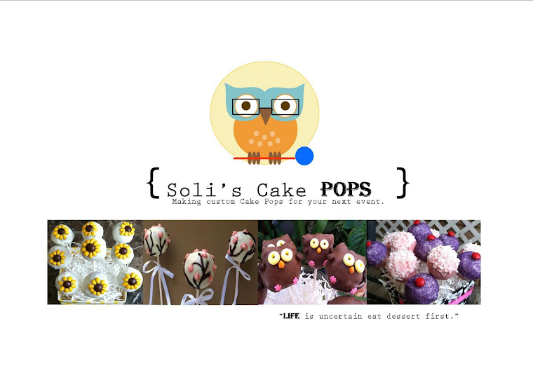 Soli's Cake Pops