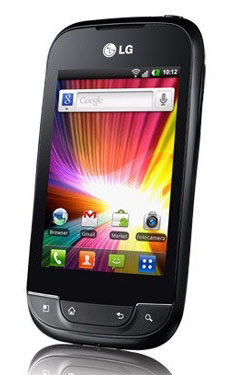 LG Optimus Net P699 Gelato