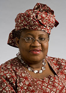 Ngozi Okonji-Iweala